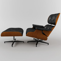 Lounge Chair 670 Eames